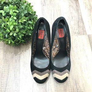 Missoni Pumps Black Size 6.5